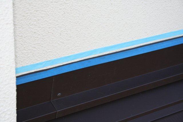 屋根の葺き替えが完了しました(多摩市)_e0207151_11484367.jpg