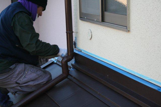 屋根の葺き替えが完了しました(多摩市)_e0207151_11485561.jpg