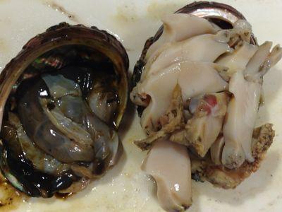 蟹、アワビ、牡蠣_f0134268_025209.jpg
