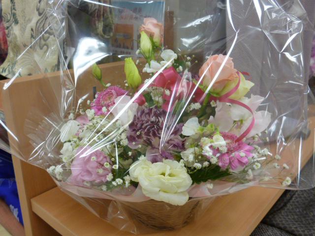 お祝いのお花_b0159571_171981.jpg