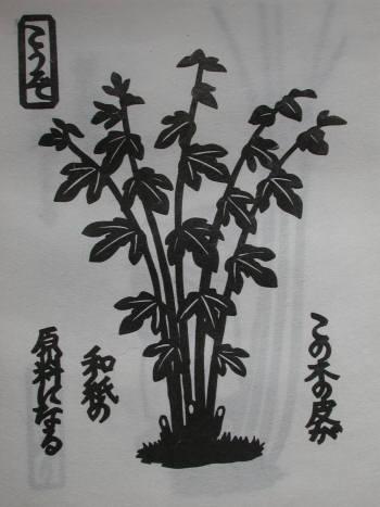 2013年 『杉原紙カレンダー 和紙をつくる』_e0200879_1165078.jpg