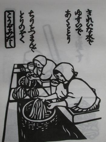 2013年 『杉原紙カレンダー 和紙をつくる』_e0200879_1183274.jpg
