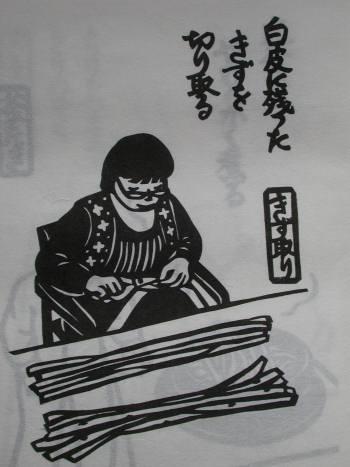2013年 『杉原紙カレンダー 和紙をつくる』_e0200879_11897.jpg