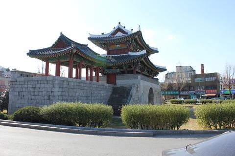 ソウルから全州へ。日帰りツアーvol.3。韓屋村散歩。_a0223786_9343112.jpg