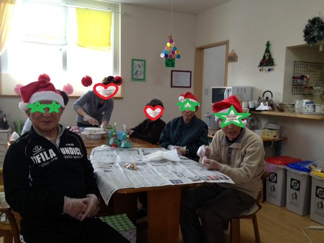 ベルエキップもクリスマス!!_c0205393_2074180.jpg