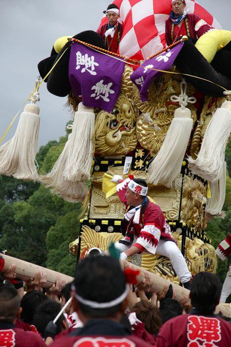 新居浜太鼓祭り(2)_d0148902_1132863.jpg