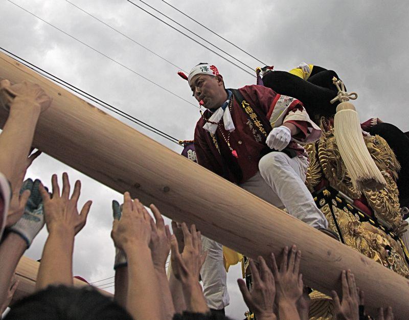 新居浜太鼓祭り(2)_d0148902_11555185.jpg