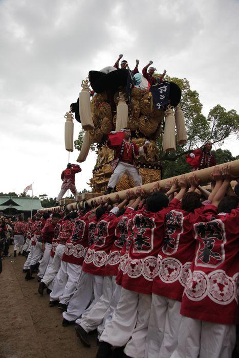 新居浜太鼓祭り(2)_d0148902_11564485.jpg