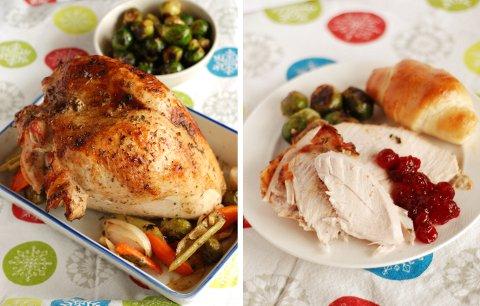 2012年、クリスマスディナー_b0253205_44064.jpg
