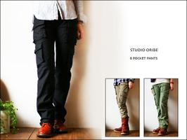 STUDIO ORIBE [スタジオオリベ] LADY\'S 2013年春の入荷です♪_f0051306_20581364.jpg
