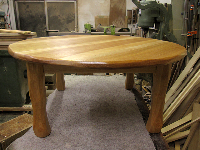 丸ローテーブル φ800×H350_e0072513_11222745.jpg