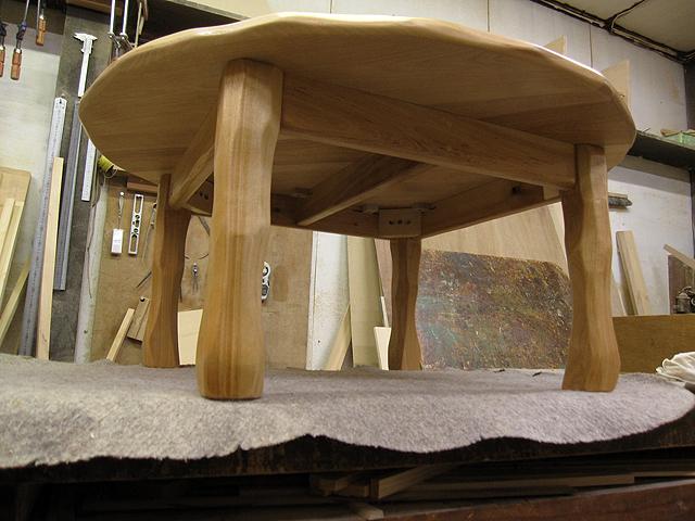 丸ローテーブル φ800×H350_e0072513_1125394.jpg