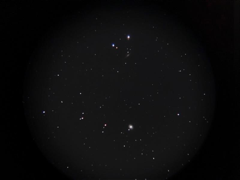 秋の銀河星雲(その5- M77とNGC1055)_b0167343_23461827.jpg