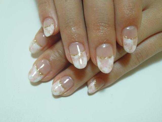 Marble Nail_a0239065_17331198.jpg