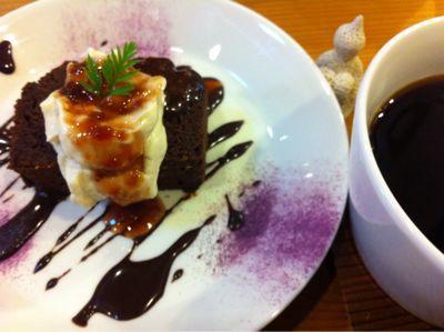 MEGURIYA cafe 初体験!ちょろり_b0087077_1818478.jpg