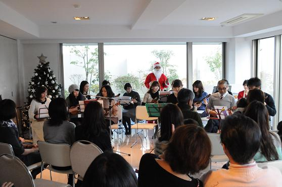 2012 Fooding Club X\'mas Party 【Music編】_c0116778_2232636.jpg