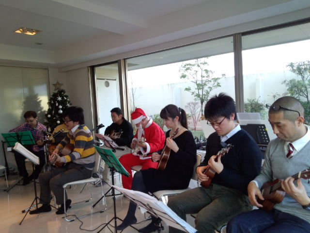2012 Fooding Club X\'mas Party 【Music編】_c0116778_2293962.jpg
