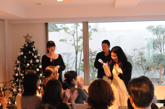 2012 Fooding Club X\'mas Party 【Music編】_c0116778_2361255.jpg