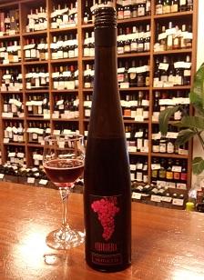 イタリア 甘口微発泡の赤ワイン・・・_a0254125_15411041.jpg