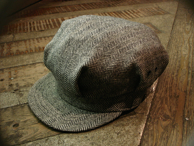 NEW : POST O\'ALLS [ENGINEERS\' CAP] 5colors !!_a0132147_1263935.jpg
