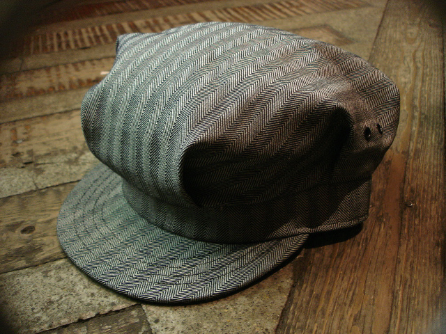 NEW : POST O\'ALLS [ENGINEERS\' CAP] 5colors !!_a0132147_1275794.jpg