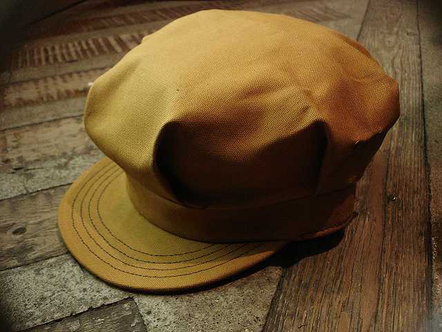 NEW : POST O\'ALLS [ENGINEERS\' CAP] 5colors !!_a0132147_127977.jpg