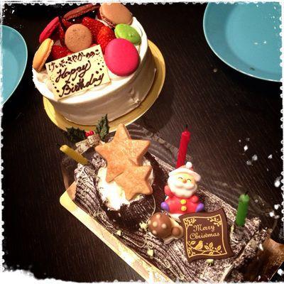 タコパでお祝い&メリークリスマス!_e0258469_623357.jpg