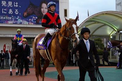 東京大賞典は、GIハンター岩田騎手に導かれたローマンレジェンドが初GI制覇! _b0015386_0494558.jpg