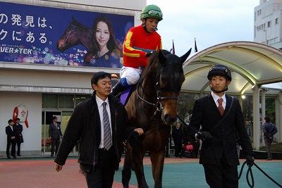 東京大賞典は、GIハンター岩田騎手に導かれたローマンレジェンドが初GI制覇! _b0015386_051134.jpg