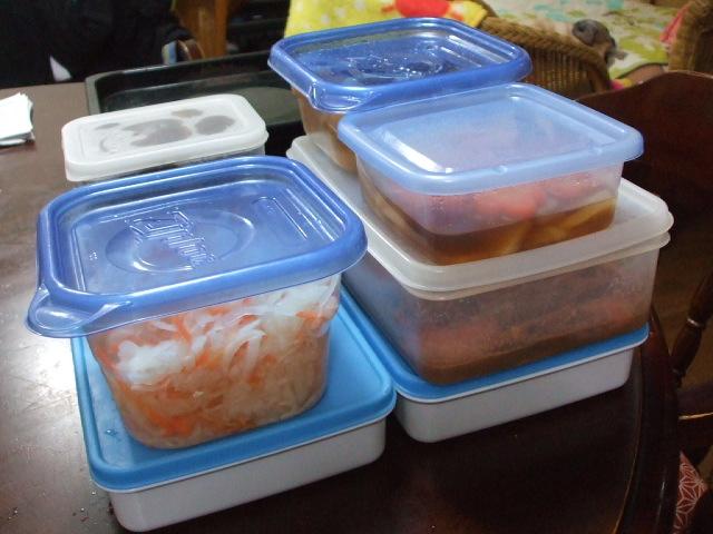 おせち料理の準備_f0019498_20543995.jpg
