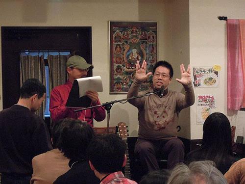南澤先生を囲んでの「忘年会&ライブ」 2012_c0137404_13531578.jpg