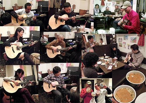 南澤先生を囲んでの「忘年会&ライブ」 2012_c0137404_14273394.jpg
