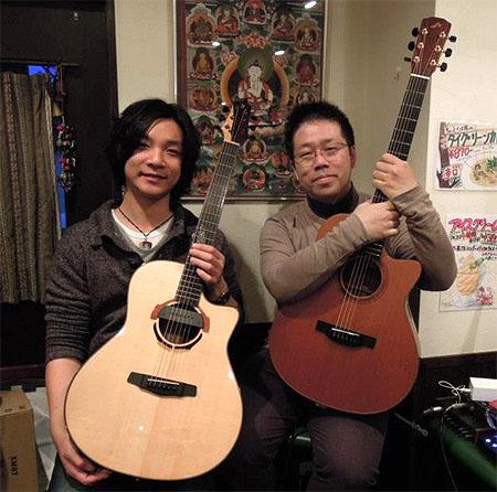 南澤先生を囲んでの「忘年会&ライブ」 2012_c0137404_14284989.jpg