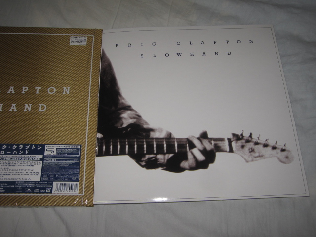 ERIC CLAPTON / SLOWHAND 35th ANNIVERSARY [SUPER DELUXE EDITION]_b0042308_14453926.jpg