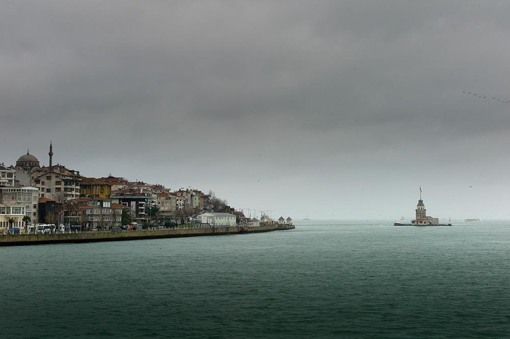 イスタンブールから船に乗って #M9_c0065410_0435467.jpg