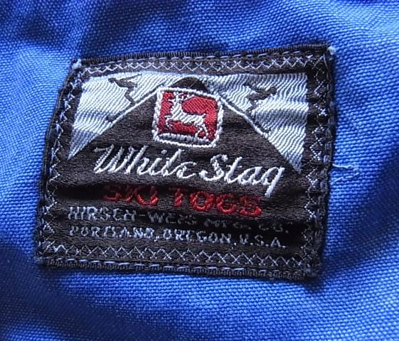 1月2日(水)入荷!30'S HIRSH-WEIS WHITE STAGダック ハトメ付き!_c0144020_13565645.jpg