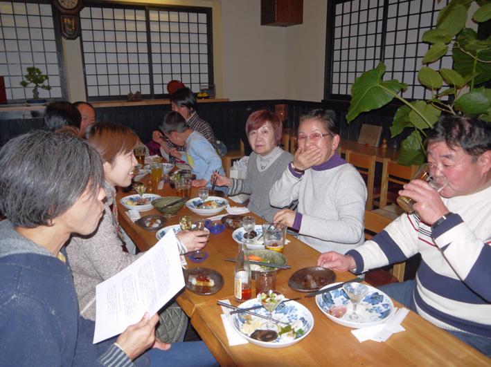 12・18蕎麦がらみで忘年会を連チャン(繁茂&香り仕事)_c0014967_10141049.jpg