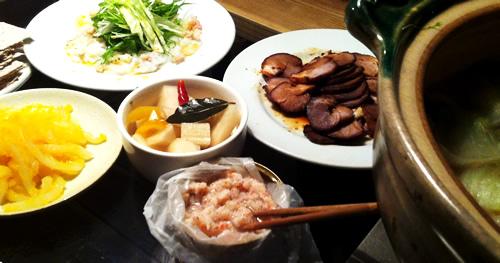 12/30 季節の食卓 toki no syokutaku_b0207676_2283288.jpg