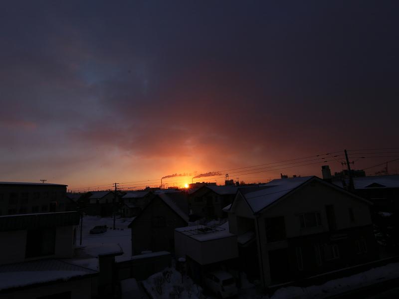 雪の朝_a0160581_851184.jpg