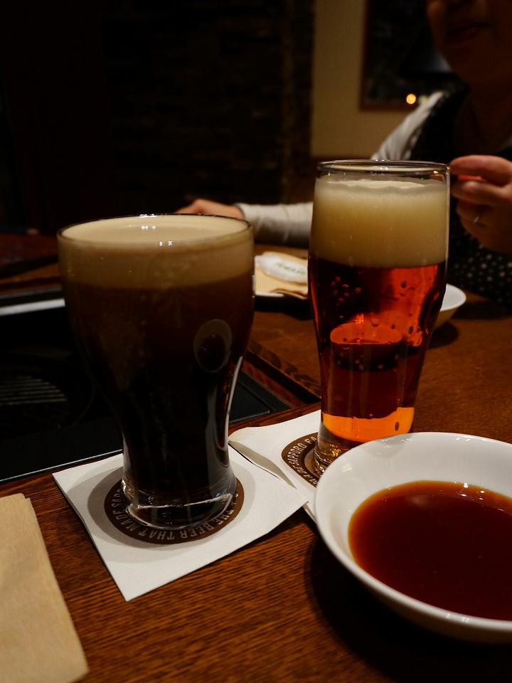 ディナーはガーデングリルで 黒生ビールはここが一番だ_a0160581_9393572.jpg