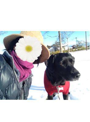 初雪遊び_e0244283_0262270.jpg