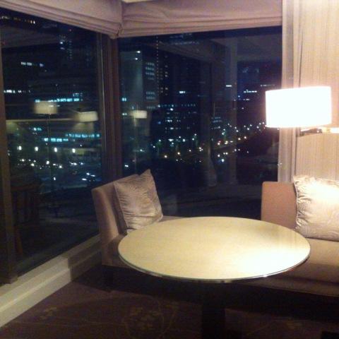 私の東京Best Hotel 2012!_f0083294_1524559.jpg