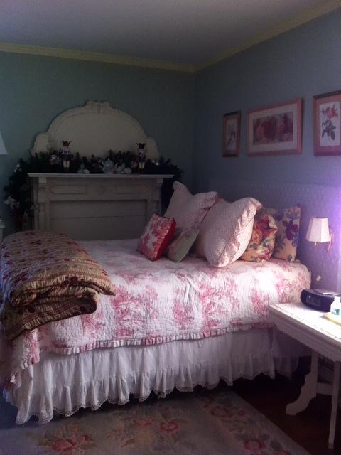 可愛い!ニューイングランドのベッドルーム_f0083294_18525091.jpg