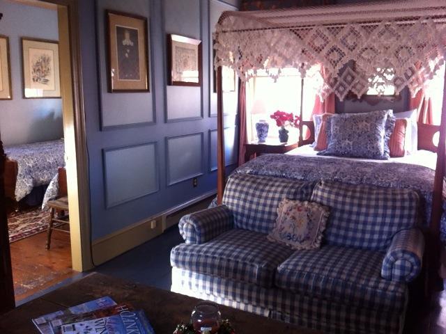 可愛い!ニューイングランドのベッドルーム_f0083294_18591967.jpg