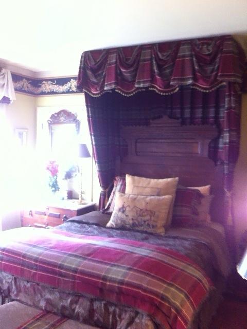 可愛い!ニューイングランドのベッドルーム_f0083294_1901924.jpg