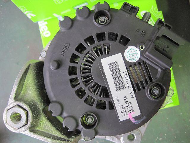 BMW7シリーズ オルタ修理年末完了_e0169210_1931168.jpg