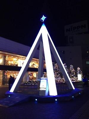 イルミネーション2012(新宿サザンテラス)_d0044093_1239504.jpg