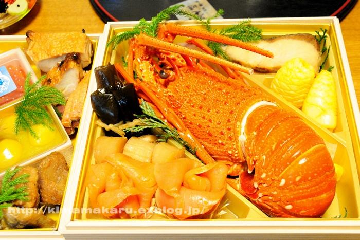 おせち料理と神社参詣_a0229217_11164240.jpg