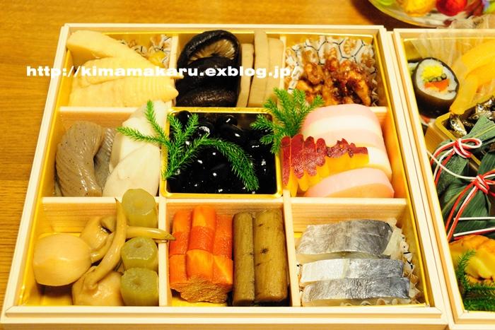 おせち料理と神社参詣_a0229217_11171274.jpg