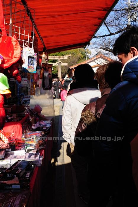 おせち料理と神社参詣_a0229217_1122315.jpg